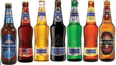 La Russie lance la bière Baltika en République démocratique du Congo