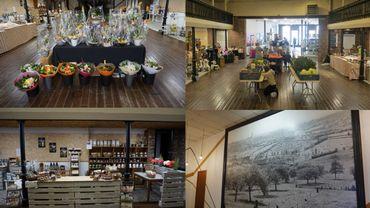 Un nouveau marché couvert a ouvert ses portes à Aubel