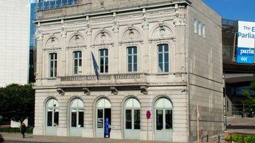 Bout d'histoire: La gare de Bruxelles-Luxembourg