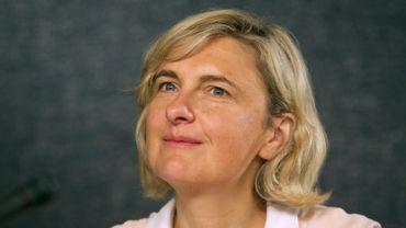 La ministre flamande de l'Enseignement Hilde Crevits