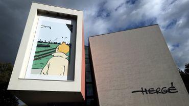 Le Musée Hergé, à Louvain-la-Neuve