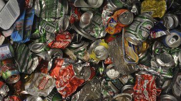 Le but est simple: accroître le taux de recyclage des canettes.