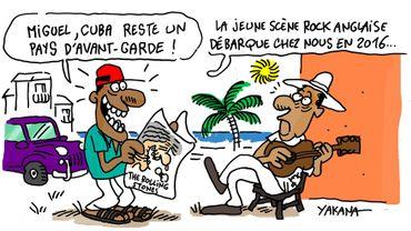 Les Stones viendront à Cuba en 2016