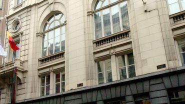Le Musée Juif de Belgique, à Bruxelles