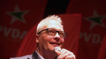 Baromètre politique: Le parti des travailleurs de Belgique se met à rêver