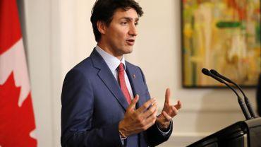 """""""La présentation d'excuses à la Chambre des communes ne réécrira pas ce chapitre honteux de notre histoire. Ces excuses ne pourront pas ramener ceux dont la vie a été volée, ni réparer les vies brisées par cette tragédie"""", a convenu JustinTrudeau."""