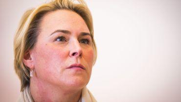 La ministre bruxelloise de l'Énergie et de l'Environnement, Céline Fremault (cdH).