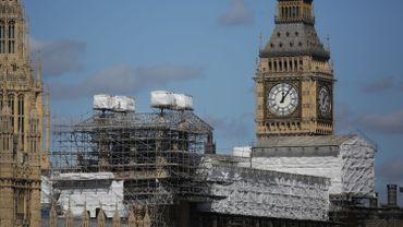 GB: les parlementaires invités à déménager pour que Westminster soit rénové