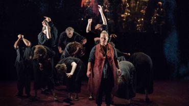 Le Vent souffle sur Erzebeth  -Le Rideau @ Théâtre Marni