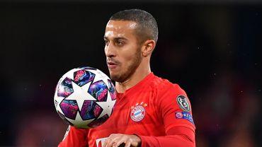 Thiago Alcantara va passer du rouge du Bayern ou red de Liverpool