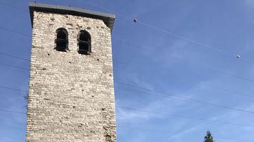 La tour romane de Pont-de-Loup