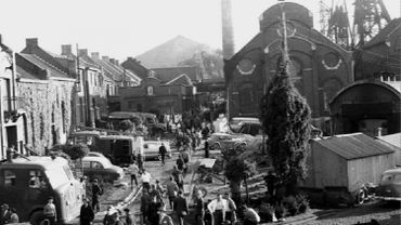 Le 8 aout 1956, 262 mineurs ont trouvé la mort au fond de la mine du Bois du Cazier à Marcinelle