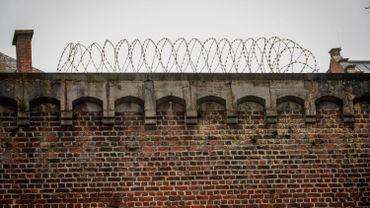Un mur de prison
