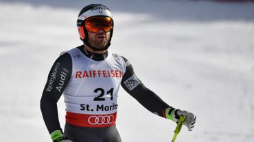 Décès accidentel du skieur français David Poisson lors d'un entraînement