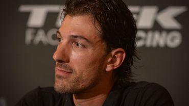 """Cancellara: """"Je prends le départ pour m'imposer"""""""