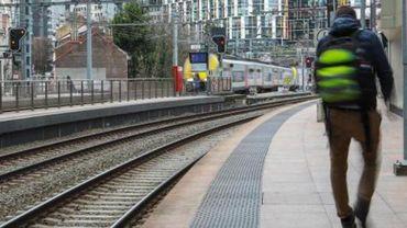 Pas de train entre Bruges et la Côte
