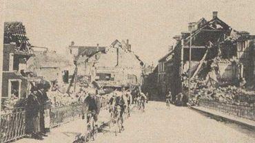 Le Circuit des Champs de Bataille, première course cycliste de 1919