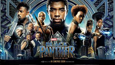 "Box-office mondial : ""Black Panther"" toujours en tête"