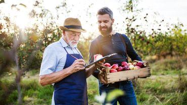 Soutenir l'agriculture locale serait bon pour notre santé mentale.