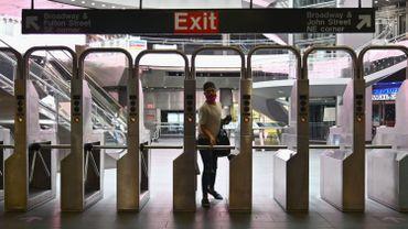 Restrictions assouplies et réouverture du métro 24 heures sur 24 à New York mi-mai