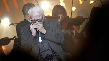 Toots Thielemans en concert