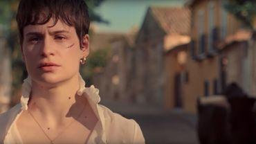 """Christine and the Queens dans son nouveau clip """"La Marcheuse""""."""