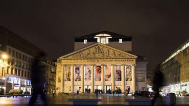 La Monnaie, à Bruxelles
