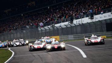 Doublé de Porsche, souveraine devant Toyota au six heures du Nürburgring