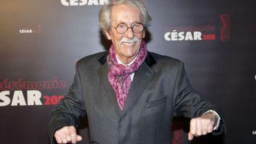 Jean Rochefort en 2011