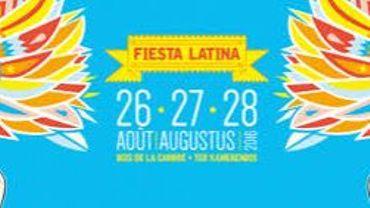 Fiesta Latina, très bientôt dans le bois de la Cambre.