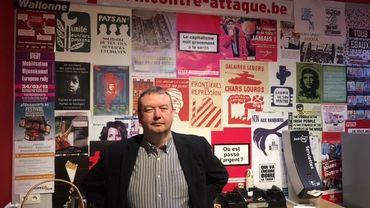 Robert Vertenueil était en réunion au siège de la FGTB wallonne ce mercredi matin à Namur. Pendant ce temps-là, l'aile francophone de l'interrégionale bruxelloise parrainait sa candidature à l'unanimité à la tête du syndicat. Une étape vers un poste qui ne devrait pas lui échapper.