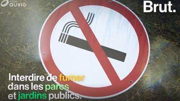 À Strasbourg, il est désormais interdit de fumer dans les parcs et jardins publics