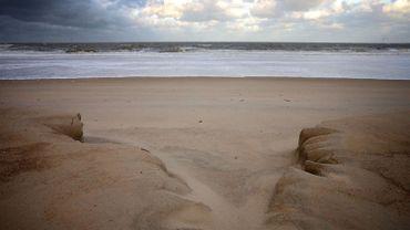 La plage de Bredene