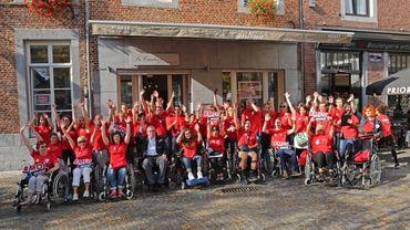 """""""Jaccede Challenge"""" pour plus d'accessibilité aux personnes à mobilité réduite à Liège"""