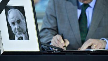 Décès d'Helmut Kohl: tensions autour des cérémonies d'hommage
