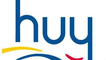 Le nouveau logo de Huy