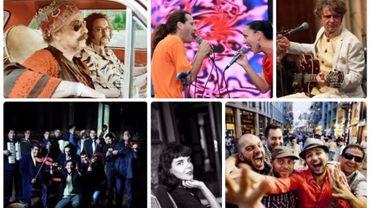 Balkan Trafik: Baba Zula, Bes O Drom, Goran Bregovic, Taraf de Haidouks, Gaye Su Aykolet, New York Gipsy All Stars