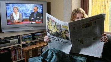 Illustration: quel avenir pour la presse écrite?