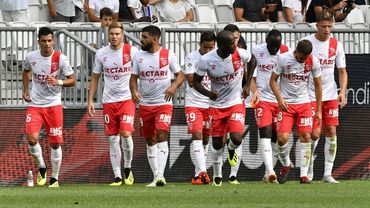 Guillaume marque avec Nîmes face à Bordeaux