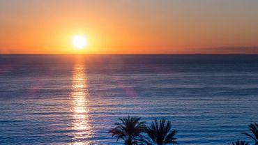 Le top 10 des endroits o sont pris les plus beaux - Les plus beaux coucher de soleil sur la mer ...