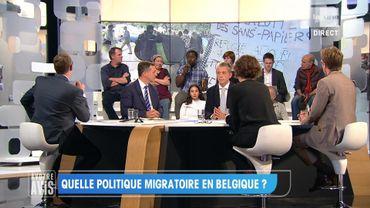 """Jean-Jacques Flahaux, MR : """"Les propos de Theo Francken sont souvent embarrassants, mais sa politique est bonne"""""""