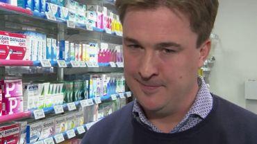 Laurent Staquet, pharmacien au grand cœur