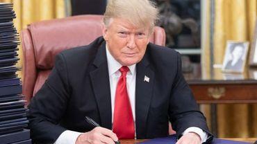 Insurrection à Washington: YouTube prolonge d'une semaine la suspension du compte de Donald Trump