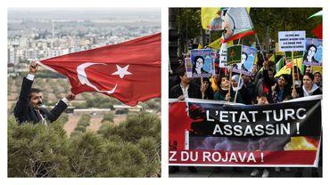 Kurdes et turcs: les origines d'un conflit presque centenaire