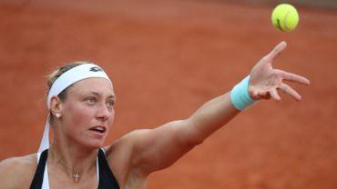Yanina Wickmayer pourrait affronter Greet Minnen au deuxième tour