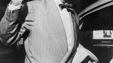 Charles Trenet dans les années 40