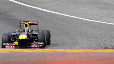 Pas de formule 1 à Spa en 2013 ?