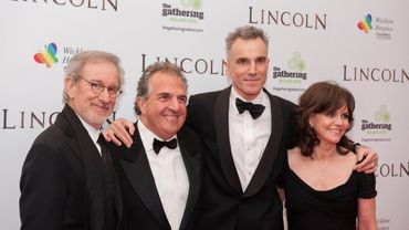USA: Steven Spielberg offre des milliers de DVD de 'Lincoln' aux écoles