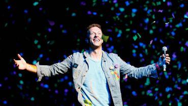 """Coldplay fête les 20 ans de """"Parachutes"""""""