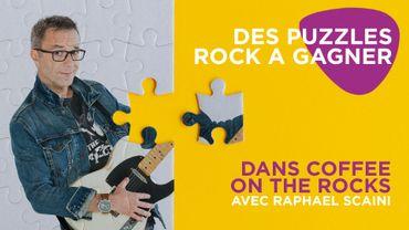 Raphaël Scaini vous offre des puzzles rock !